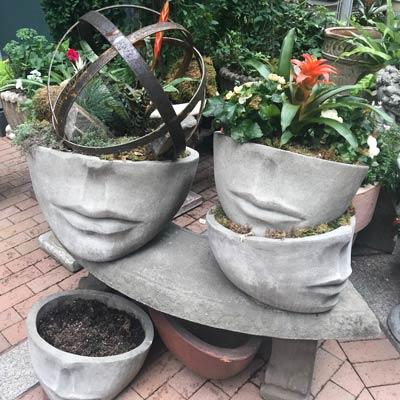 face-pots